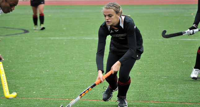 LC Field Hockey Escapes With 3-1 Win over Shenandoah in ODAC Semifinals