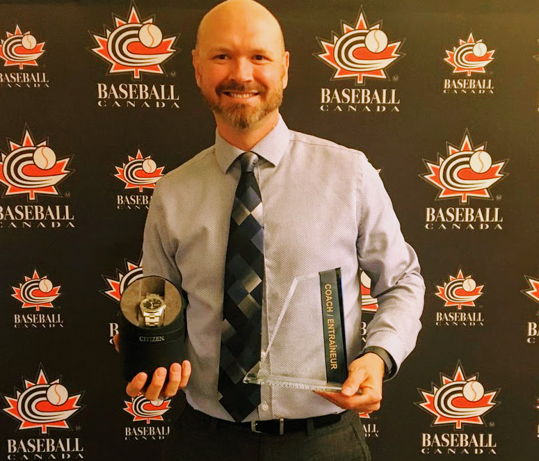 Baseball Canada's Coach of the Year looks ahead to continued success with Royals