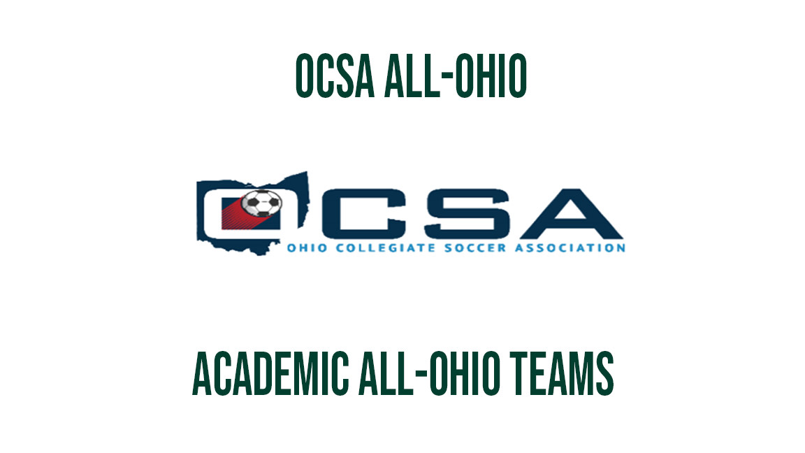 Mens' and Women's Soccer Members Selected on the OCSA All-Ohio Teams