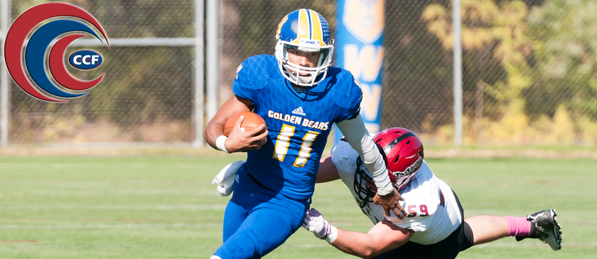 No. 24 Western New England Takes Top Spot In Inaugural CCC Football Preseason Coaches' Poll
