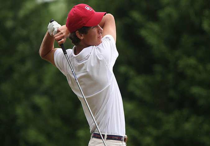 Men's Golf Ties for Fifth at the Samford Intercollegiate