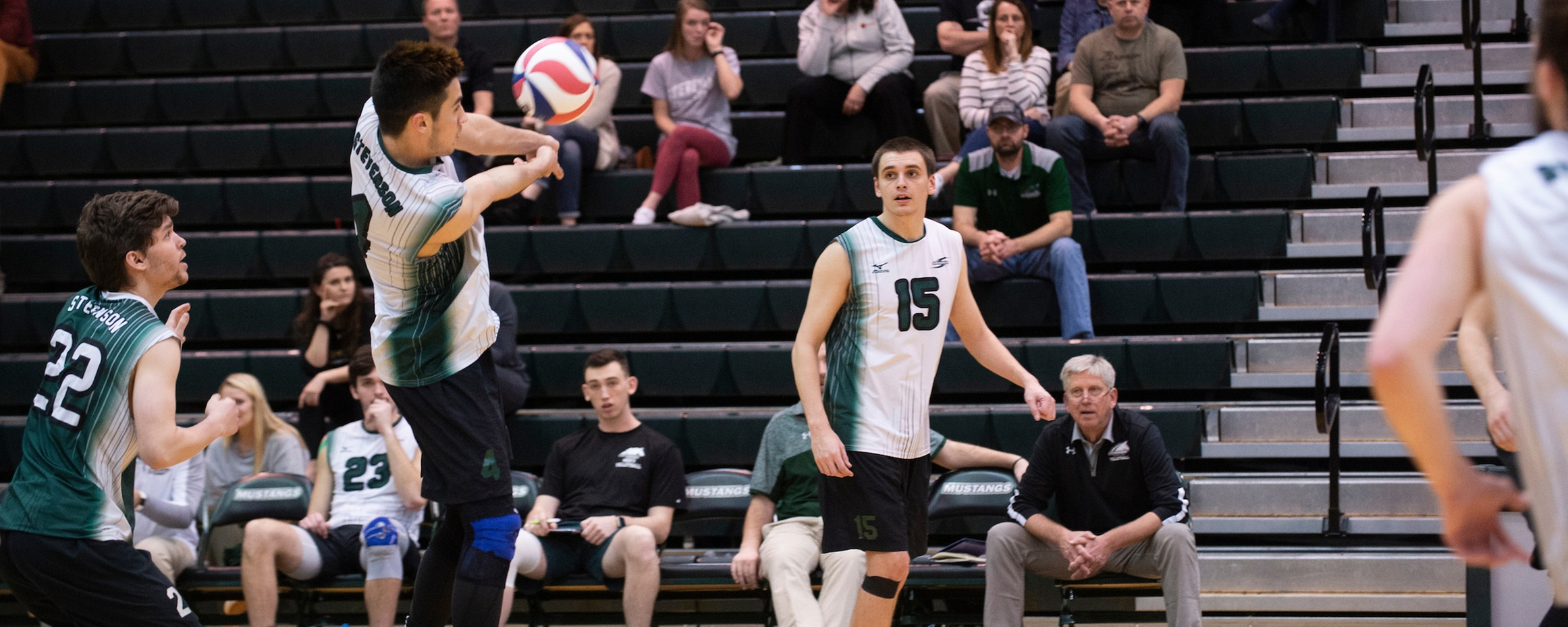 No. 6 Mustangs Rally Back To Down Vassar, Blank Marymount