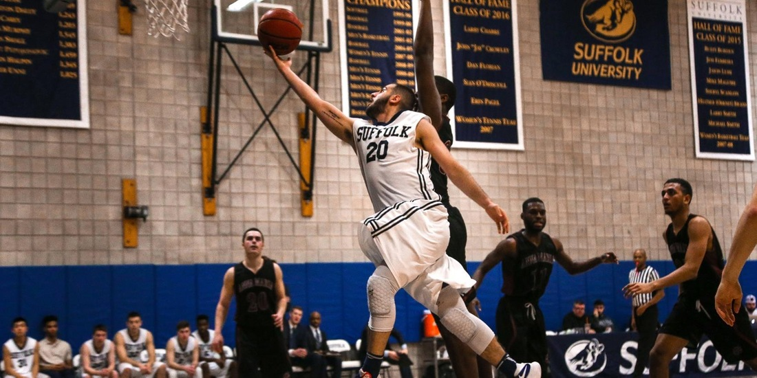 Men's Basketball Runs Streak in First Semester Finale, Defeats UMass Boston 79-69
