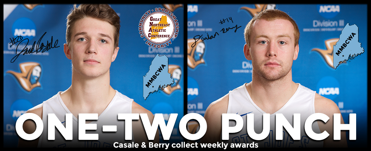 Casale & Berry Collect Weekly Accolades