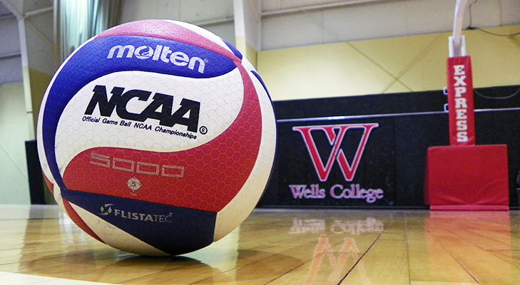 Men's Volleyball Earns First-Ever NEAC Playoff Berth