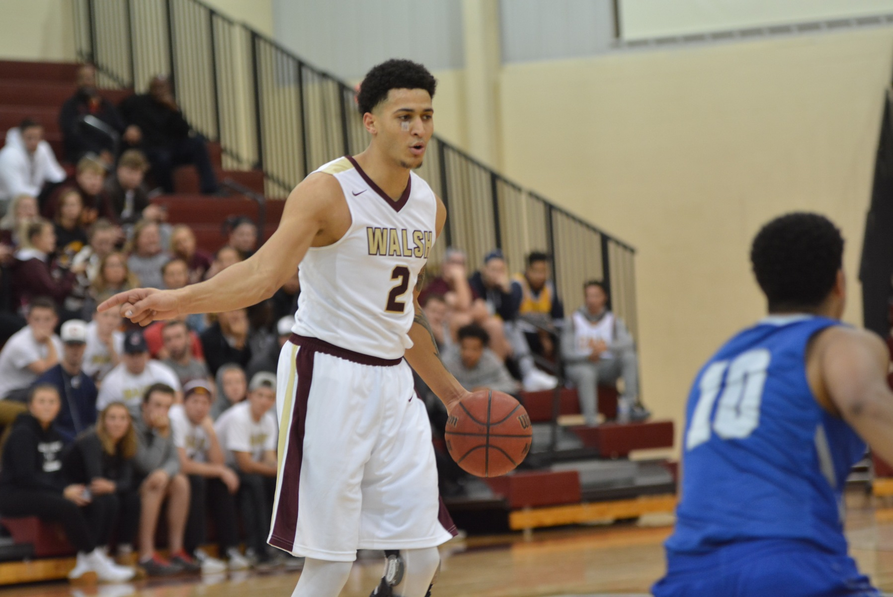 Cavs Crush Carlow 114-61