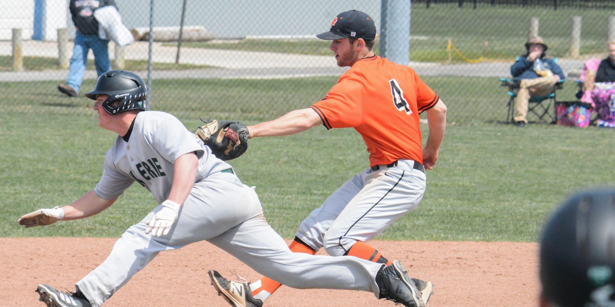 Findlay Blanked by Lake Erie in Series Finale