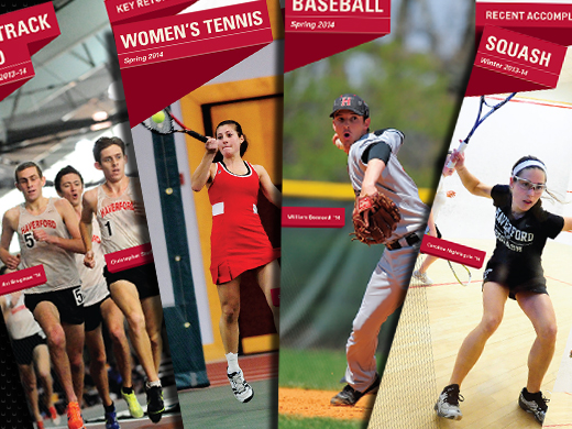 Winter, spring sport brochures available online
