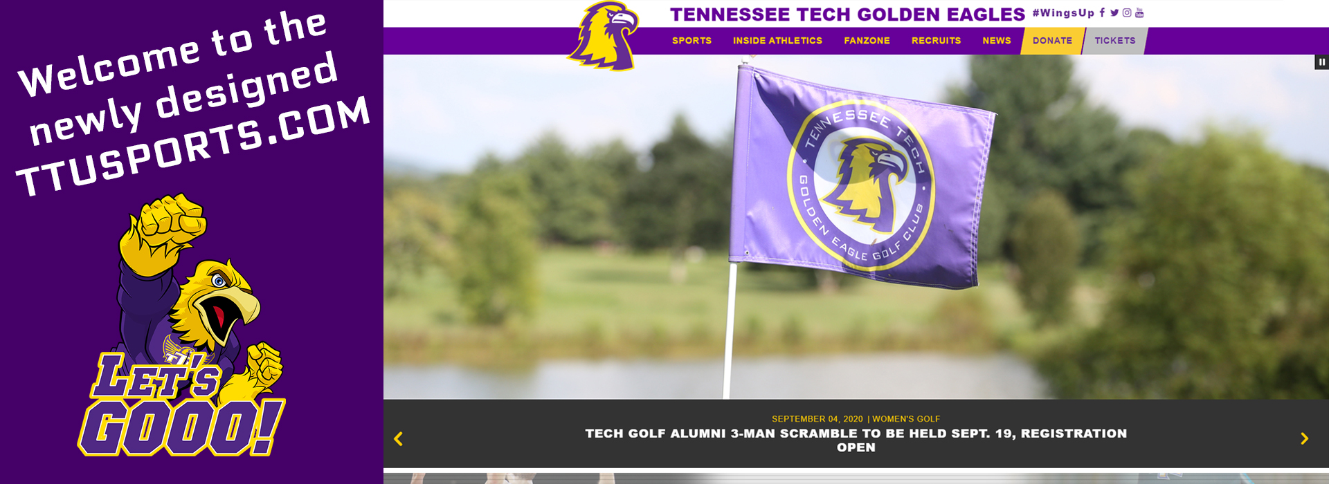 Tech Athletics launches newly redesigned TTUSports.com
