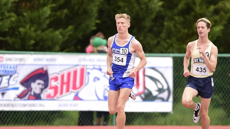 Trainor Takes Fourth, CCSU Travels to Yale and Miami on Saturday
