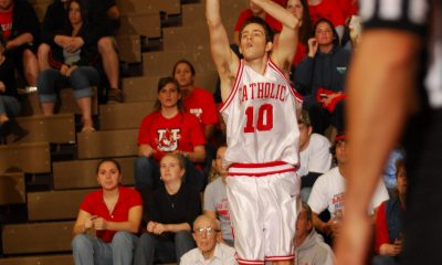 Cards' Last Second Shot Sinks Crusaders