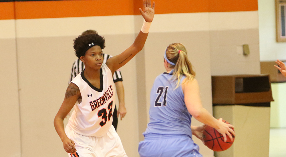 Women's basketball stops MacMurray