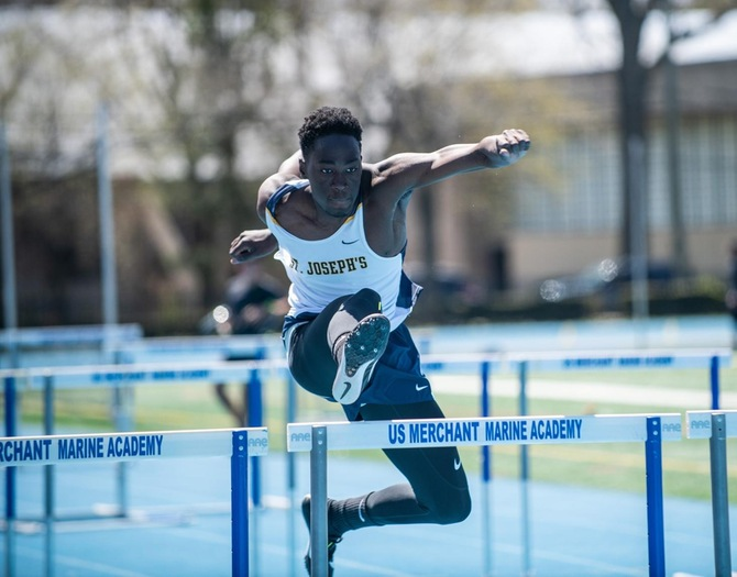Track and Field Competes at NJAC Outdoor Championships