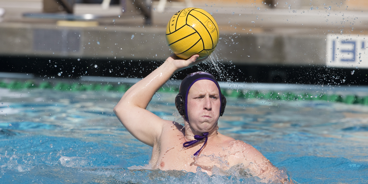 Men's Water Polo puts up 20 goals against Leopards