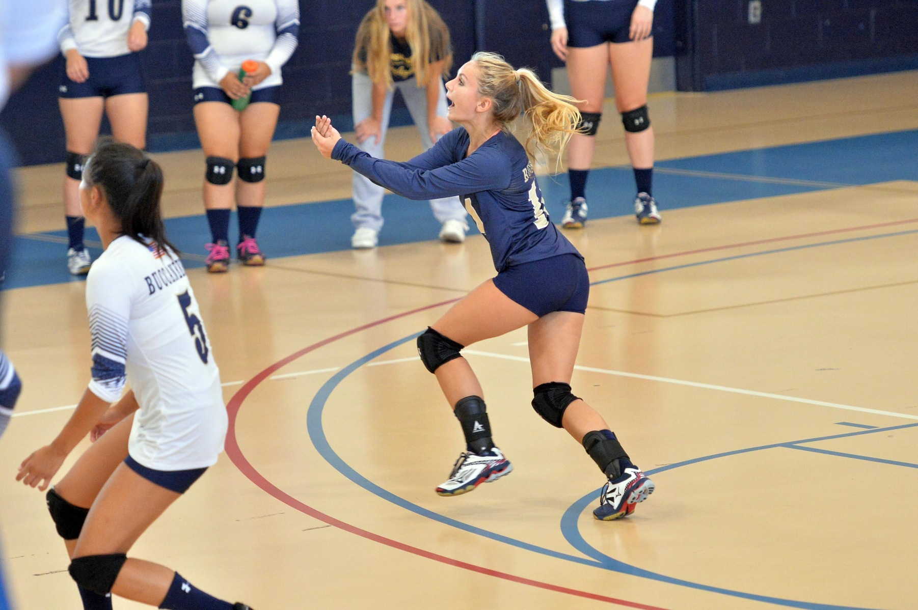 Ruggeri Makes Maritime History with 1,000 Digs