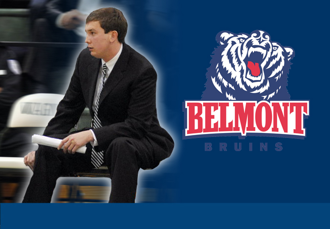 Brett Self Joins Women's Basketball Staff