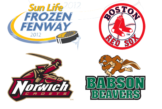 Men's Hockey: Cadets to Play Babson at Fenway Park  on Jan. 13