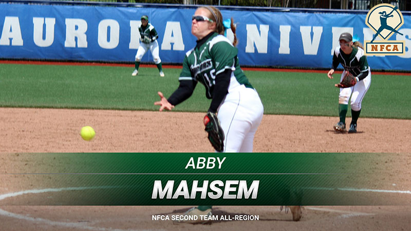 Mahsem Honored By NFCA For Second Straight Year
