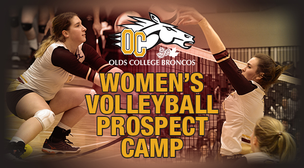 Broncos Women's Volleyball Prospect Camp