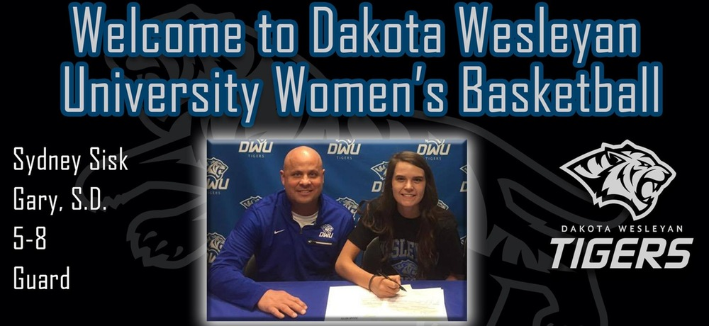 Sisk signs with DWU women's basketball