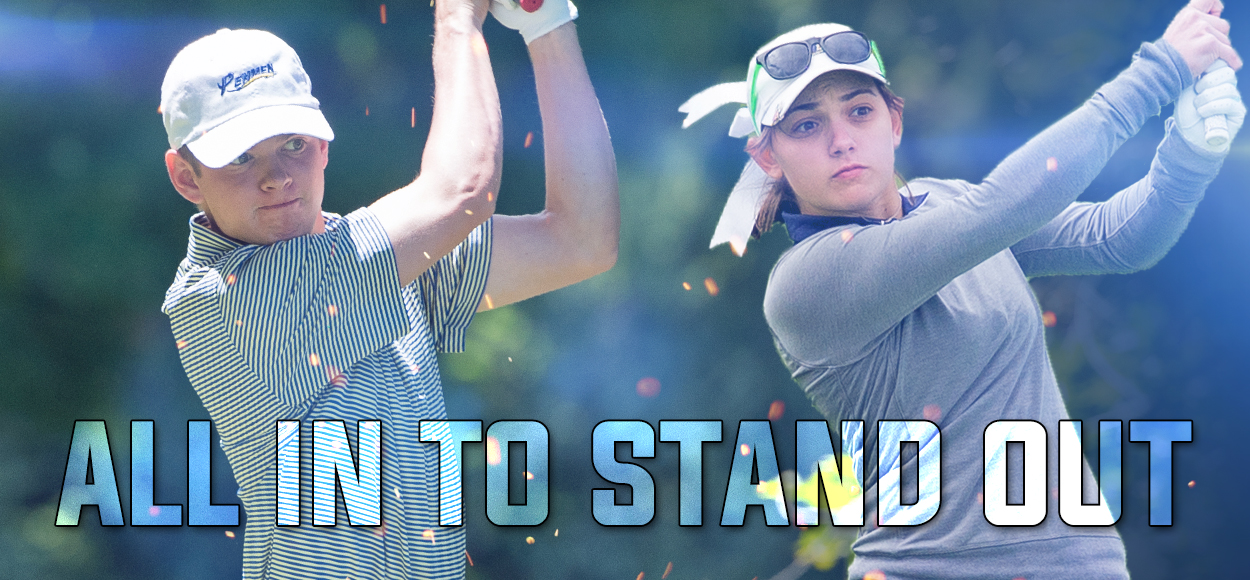NE10 Announces Men's and Women's Golf All-Conference Selections