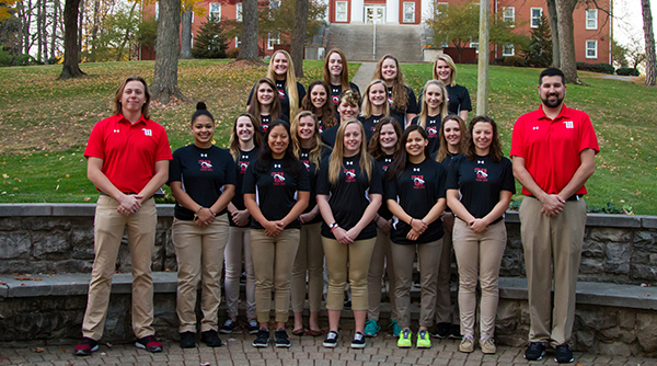 2016-17 Wittenberg Women's Swimming and Diving