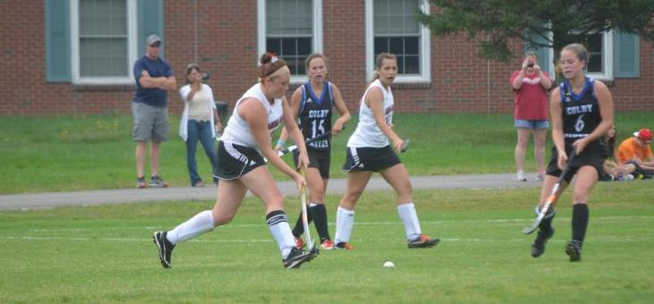 Lyons Claw Past AMCATS in Field Hockey, 2-0