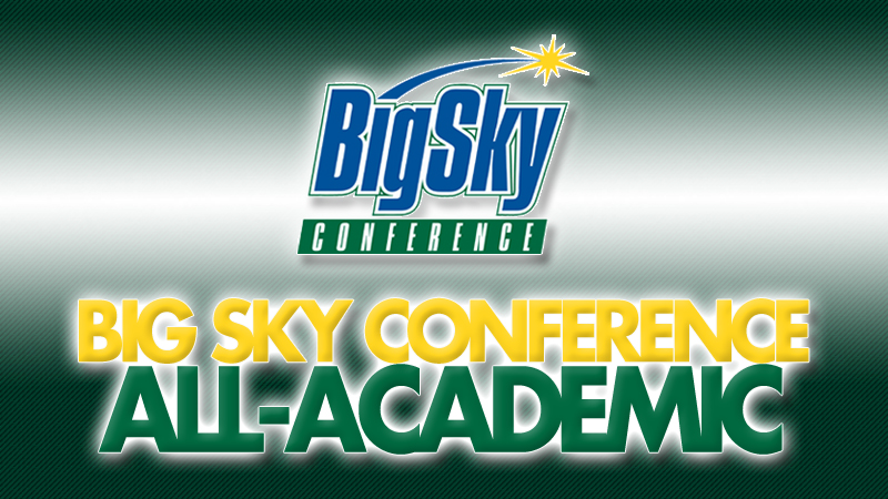 BIG SKY ANNOUNCES WINTER ALL-ACADEMIC TEAMS