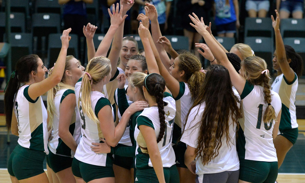 TWO MORE HOME GAMES THIS WEEK, VOLLEYBALL LOOKS TO STAY UNBEATEN IN THE BIG SKY