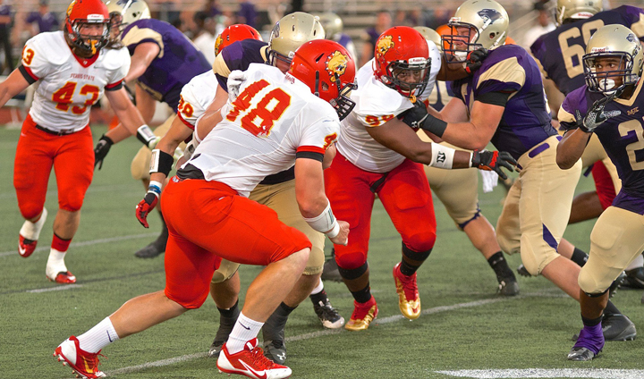 Ferris State Football Registers Record-Breaking Victory In Season Opener