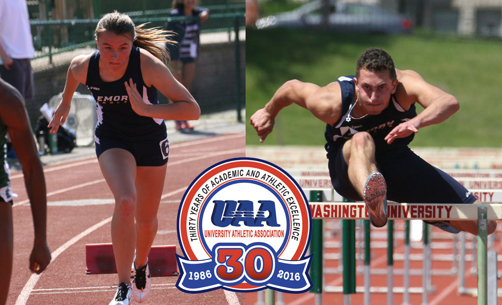 Emory Track & Field to Compete at UAA Outdoor Championships in Chicago