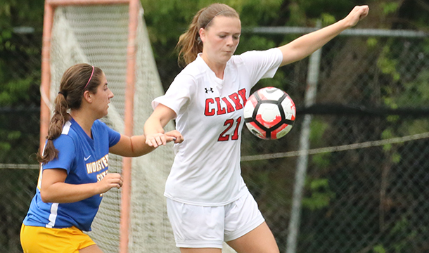 Freshmen Star In Shutout Of Mountaineers