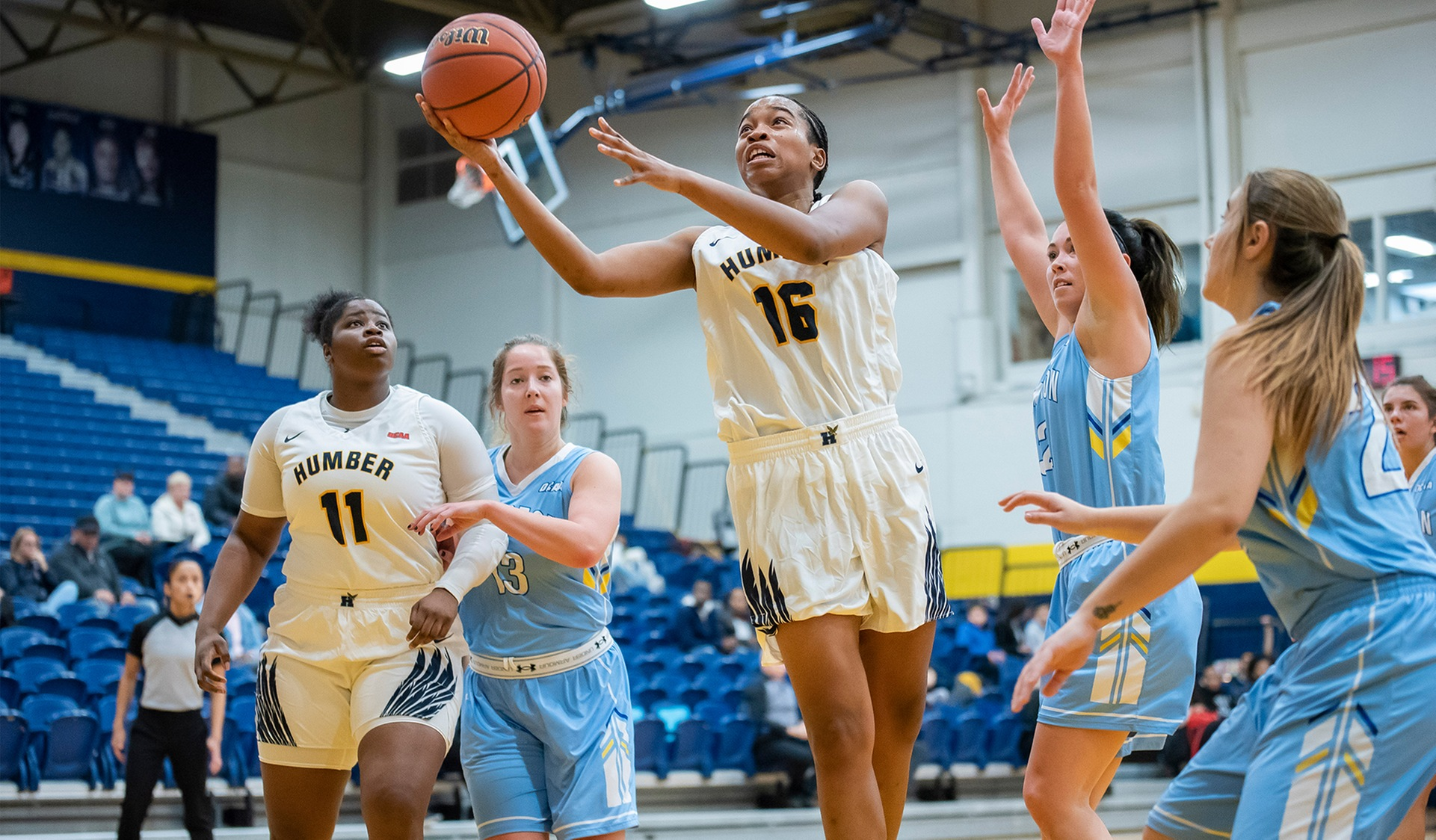 No. 12 WOMEN'S BASKETBALL CONCLUDES ROAD TRIP WITH WIN AT LAMBTON, 87-50