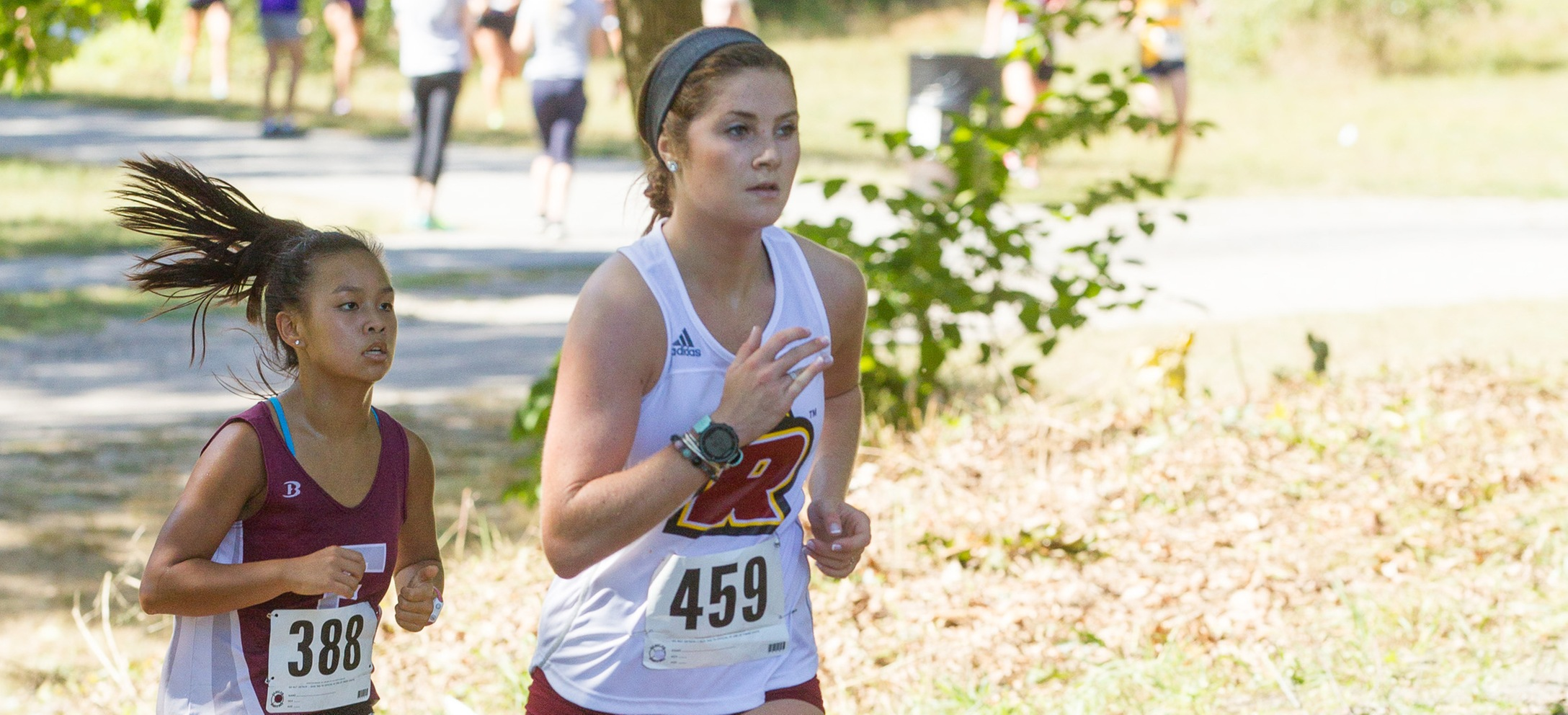 Cross Country Teams Compete At Codfish Bowl In Boston