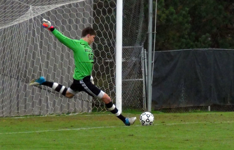 Guilford Shuts Out Randolph, 2-0