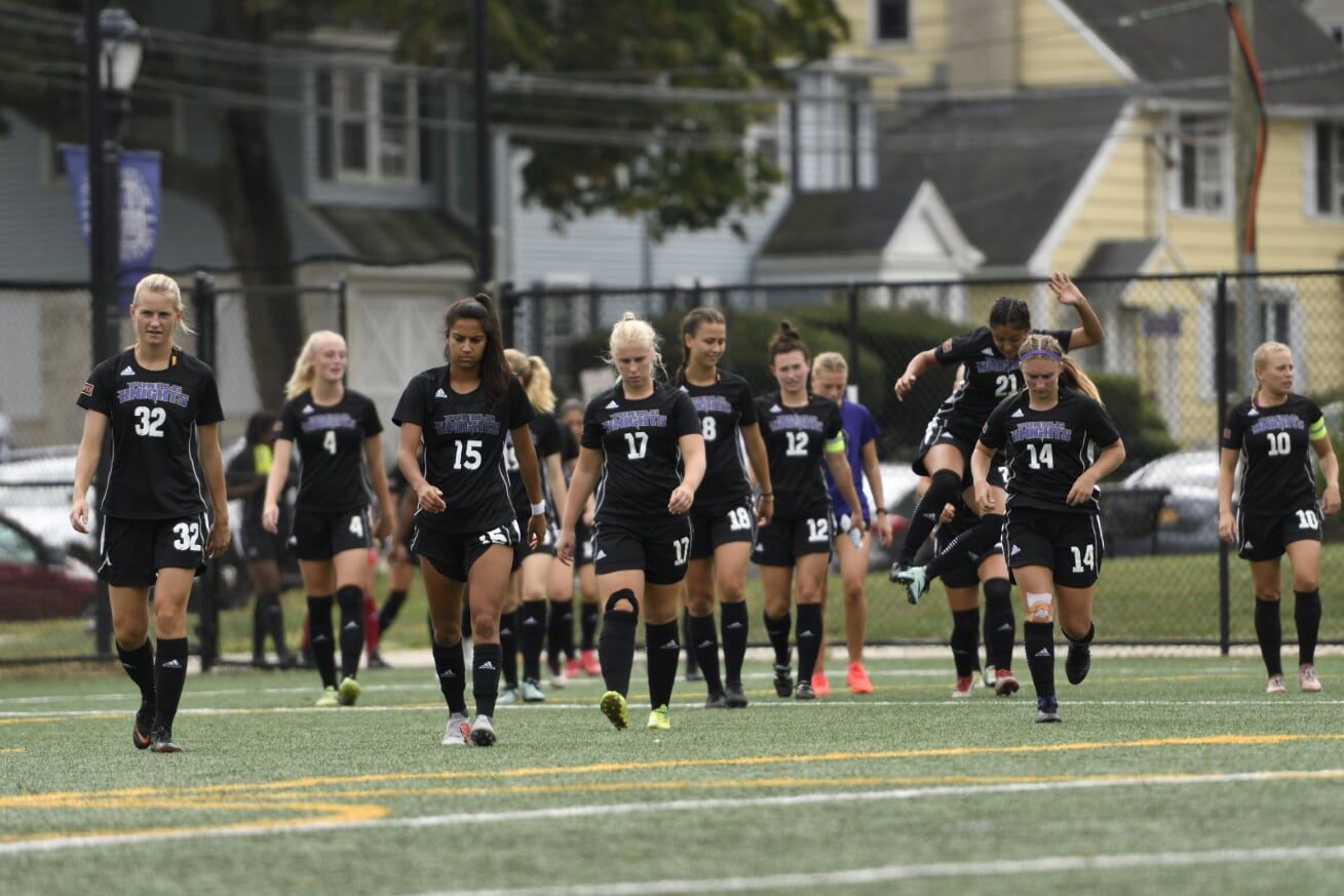Late Goal Spells Doom For Women's Soccer In Tough 2-1 Loss At Mercy