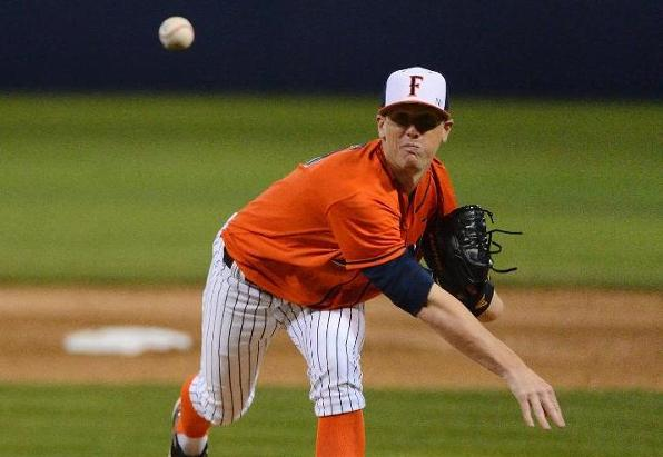Titans Drop Pitchers' Duel to Long Beach State in Opener