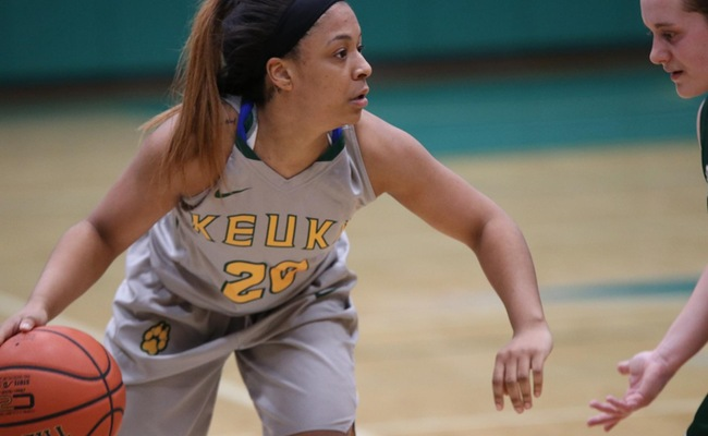 Morrisville St. Tops Keuka College in Women's Basketball