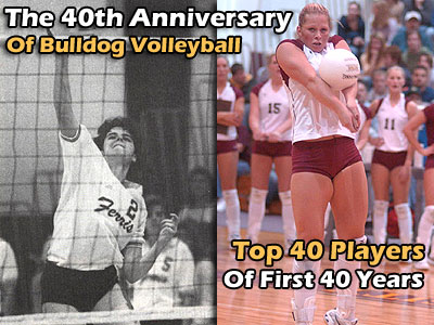 FSU Volleyball To Celebrate Its 40th Season!