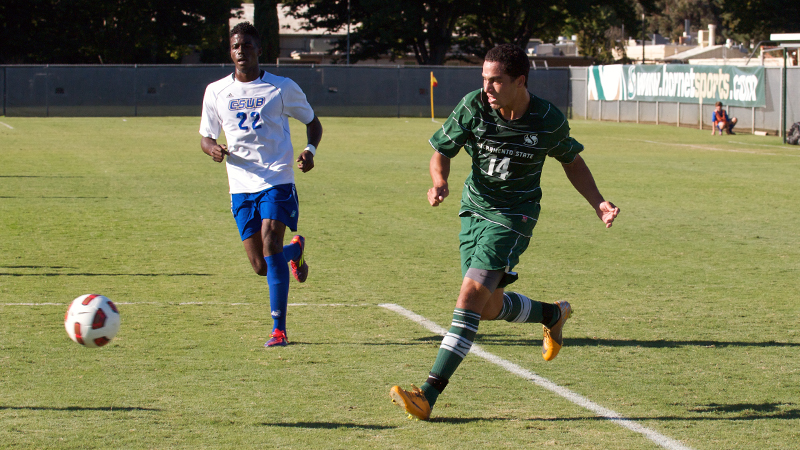 SILVEIRA'S FIRST-MINUTE GOAL HELPS MEN'S SOCCER TO 2-0 WIN OVER SEATTLE U