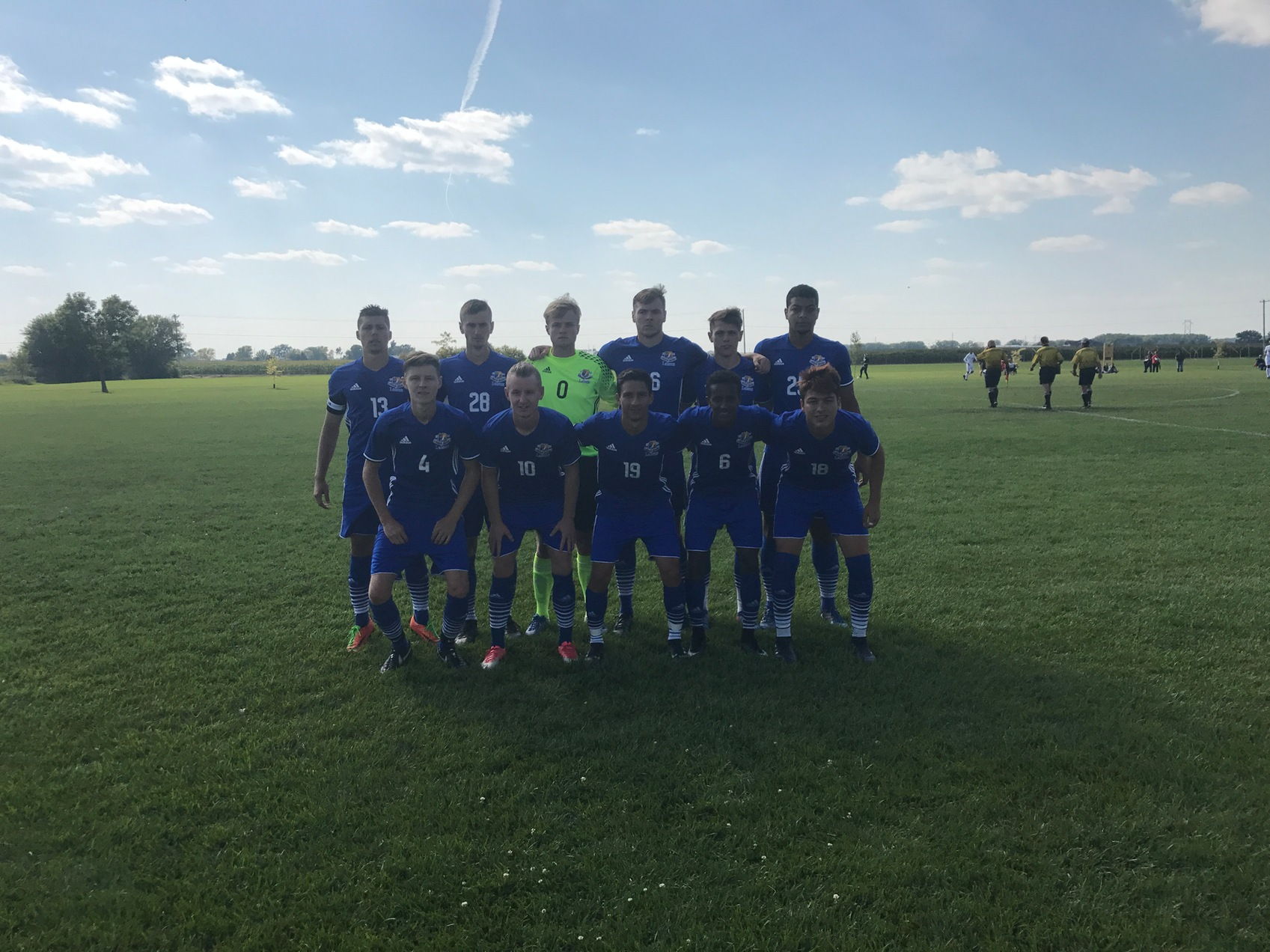 Lakers win 1-0 at Central Community College in Columbus, Nebraska