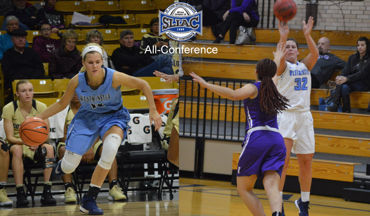 Archambault, Adams Earn All-Conference Honors