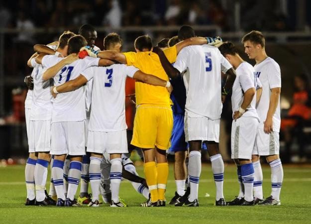 Blue Devils Fall 2-1 in Overtime