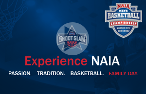 Experience NAIA Shoot N Slam