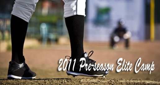 Bragga and staff host baseball's pre-season camp in January