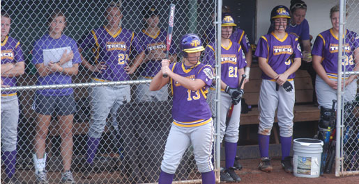 Golden Eagle softball team picked for third in preseason OVC poll