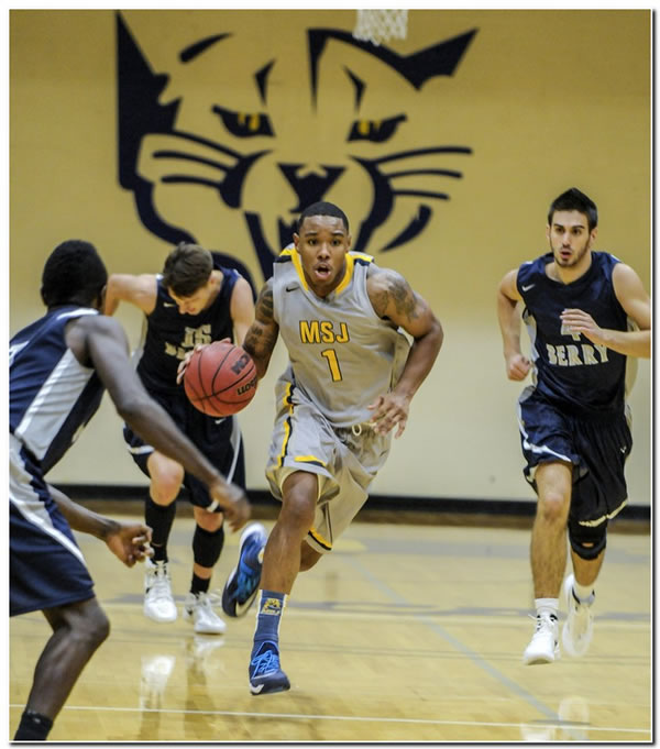 Lions' men's basketball team registers an 84-66 home win over Franklin College