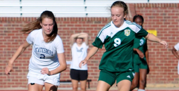 Statesboro Girls Edge Ware 3-1