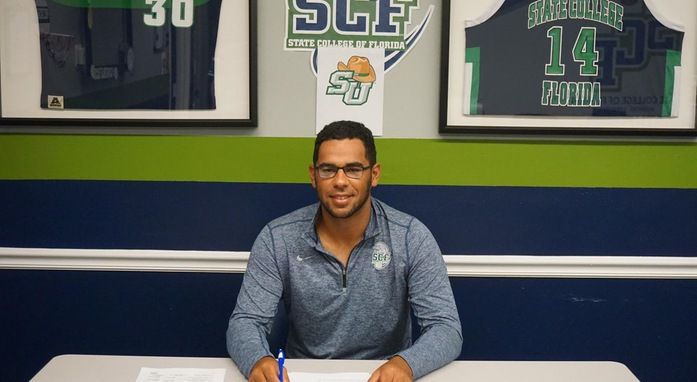 RHP Vlad Nunez Selects Stetson University