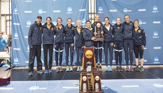Women's Cross Country 2nd at NCAA Championships